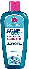 Parfüm, Parfüméria, kozmetikum Lotion problémás bőrre - Dermacol AcneClear Calming Lotion
