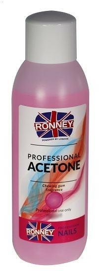 """Körömlakklemosó """"Rágógumi illat"""" - Ronney Professional Acetone Chewing Gum"""