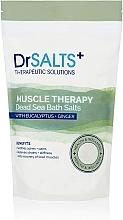 Parfüm, Parfüméria, kozmetikum Fürdősó - Dr Salts+ Therapeutic Solutions Muscle Therapy Dead Sea Bath Salts