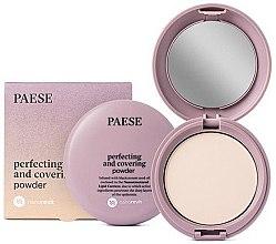 Parfüm, Parfüméria, kozmetikum Mattító kompakt púder - Paese Perfecting & Covering Nanorevit Powder