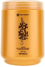Parfüm, Parfüméria, kozmetikum Mélyen regeneráló maszk argánolajjal és aloe verával - Brelil Bio Traitement Cristalli d'Argan Mask Deep Nutrition