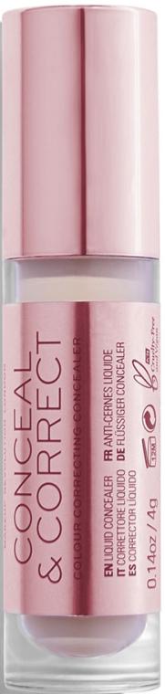 Concealer korrektor arcra - Makeup Revolution Conceal And Correct