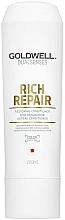 Parfüm, Parfüméria, kozmetikum Kondicionáló hajtöredezés ellen - Goldwell Dualsenses Rich Repair Restoring Conditioner