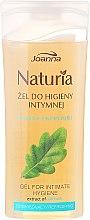 Parfüm, Parfüméria, kozmetikum Intim mosakodó gél tölgyfa kéreg kivonattal - Joanna Naturia Intimate Hygiene Gel