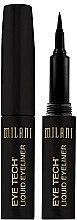 Parfüm, Parfüméria, kozmetikum Szemhéjtus - Milani Eye Tech Liquid Eye Liner