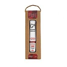Parfüm, Parfüméria, kozmetikum Szemkörnyékápoló lifting stick A+E+C vitaminnal - GoNature Lift Eye Roll-On with vit. A+E+C Vitao°