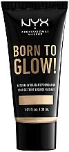 Parfüm, Parfüméria, kozmetikum Folyékony alapozó - NYX Professional Makeup Born To Glow