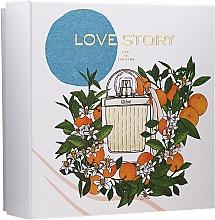 Parfüm, Parfüméria, kozmetikum Chloe Love Story - Szett (edp/50ml + b/lot/100ml)