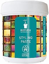 Parfüm, Parfüméria, kozmetikum Styling hajpaszta № 124 - Bioturm Styling Paste