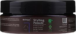 Parfüm, Parfüméria, kozmetikum Haj pomádé - BioMan Styling Pomade