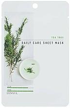 Parfüm, Parfüméria, kozmetikum Szövetmaszk teafával - Eunyul Daily Care Mask Sheet Tea Tree