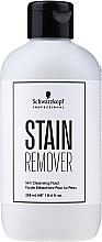 Parfüm, Parfüméria, kozmetikum Festék folt eltávolító fluid - Schwarzkopf Professional Color Enablers Stain Remover Skin Cleansing Fluid