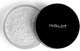 Parfüm, Parfüméria, kozmetikum Mattító porpúder - Inglot Mattifying Loose Powder