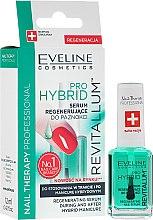 Parfüm, Parfüméria, kozmetikum Hybrid köröm szérum - Eveline Cosmetics Nail Therapy Professional Revitalum Pro Hybrid