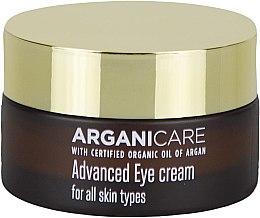 Parfüm, Parfüméria, kozmetikum Simító szemkörnyékápoló krém - Arganicare Shea Butter Advanced Eye Cream