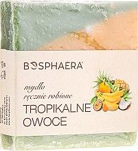 """Parfüm, Parfüméria, kozmetikum Természetes szappan """"Trópusi gyümölcs"""" - Bosphaera"""
