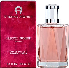 Parfüm, Parfüméria, kozmetikum Etienne Aigner Private Number Women - Eau De Toilette