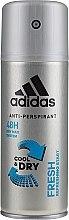 Parfüm, Parfüméria, kozmetikum Dezodor - Adidas Anti-Perspirant Fresh Cool & Dry 48H