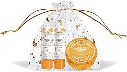 Parfüm, Parfüméria, kozmetikum Szett - Institut Karite Almond Honey (butter/10ml + lipstick/2x4g)