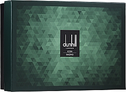Parfüm, Parfüméria, kozmetikum Alfred Dunhill Icon Racing Gift Set For Men - Szett (edp/100ml + after shave/90ml + show/gel/90ml + bag)