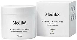 Parfüm, Parfüméria, kozmetikum Korongok szalicil savval - Medik8 Blemish Control Pads