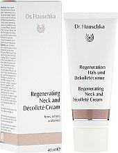 Parfüm, Parfüméria, kozmetikum Regeneráló nyak és dekoltázs ápoló krém - Dr. Hauschka Regeneration Hals und Dekolletécreme