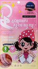 Parfüm, Parfüméria, kozmetikum Detox lábtapasz - Pilaten Nursing Rose Foot Patch
