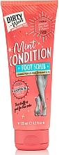 Parfüm, Parfüméria, kozmetikum Lábradír - Dirty Works Mint Condition Foot Scrub