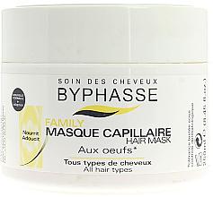 Parfüm, Parfüméria, kozmetikum Maszk tojássárgájával minden hajtípusra - Byphasse Family Multivitamin Complexe Mask