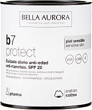 Parfüm, Parfüméria, kozmetikum Világosító krém - Bella Aurora B7 Cream Clarifying Blush