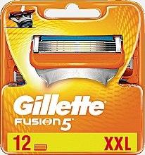 Parfüm, Parfüméria, kozmetikum Borotva pótfej, 12 db. - Gillette Fusion
