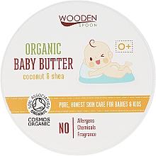 Parfüm, Parfüméria, kozmetikum Gyermek testápoló - Wooden Spoon Organic Baby Butter