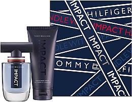 Parfüm, Parfüméria, kozmetikum Tommy Hilfiger Impact - Szett (edt/50ml + sh/g/100ml)