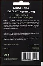 Arcmaszk - Dermaglin For Men Natural Product — fotó N2