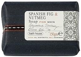 Parfüm, Parfüméria, kozmetikum Bath House Spanish Fig and Nutmeg - Parfüm szappan