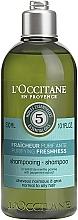 Parfüm, Parfüméria, kozmetikum Frissítő sampon - L?Occitane Aromachologie Purifying Freshness Hair Shampoo