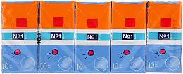 Parfüm, Parfüméria, kozmetikum Papír zsebkendő készlet, 10x10 db - Bella