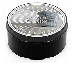 Parfüm, Parfüméria, kozmetikum Teamécses - Kringle Candle Daylight Mystic Sands