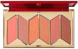 Parfüm, Parfüméria, kozmetikum Arcpirosító paletta - Pur X Barbie Malibu Blush Signature 6-Piece Blush Palette
