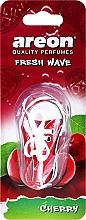 Parfüm, Parfüméria, kozmetikum Autós aromadiffuzór - Areon Fresh Wave Cherry