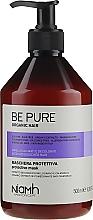 Parfüm, Parfüméria, kozmetikum Védő maszk festett és világosított hajra - Niamh Hairconcept Be Pure Protective Mask