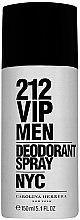 Parfüm, Parfüméria, kozmetikum Carolina Herrera 212 VIP Men - Dezodor