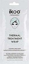 """Parfüm, Parfüméria, kozmetikum revitalizáló termál hajpakolás """"Hidratálás és csillogás"""" - Ikoo Infusions Thermal Treatment Wrap"""