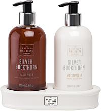 Parfüm, Parfüméria, kozmetikum Szett - Silver Buckthorn Hand Care Set (h/wash/300ml + cream/300ml)