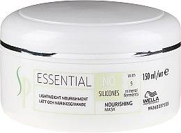 Parfüm, Parfüméria, kozmetikum Tápláló hajmaszk - Wella SP Essential Nourishing Mask