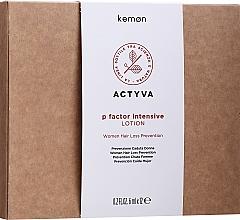 Parfüm, Parfüméria, kozmetikum Hajhullás elleni lotion - Kemon Actyva P Factor Lotion Donna Intensive