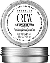 Parfüm, Parfüméria, kozmetikum Bajuszwax erős tartás - American Crew Official Supplier to Men Moustache Wax Strong Hold