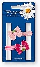 Parfüm, Parfüméria, kozmetikum Hajcsipesz, rózsaszín és piros, 24900 - Top Choice