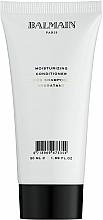 Parfüm, Parfüméria, kozmetikum Hidratáló hajkondicionáló - Balmain Paris Hair Couture Moisturizing Conditioner Travel Size