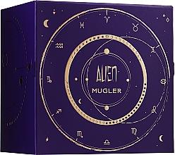 Parfüm, Parfüméria, kozmetikum Mugler Alien Refillable - Szett (edp/60ml + edp/10ml + b/lot/100ml)
